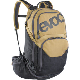 EVOC Explr Pro Mochila Technical Performance 30l, gold/carbon grey
